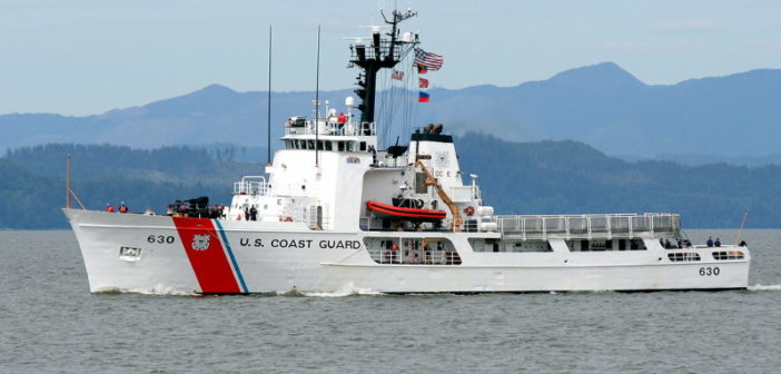 The Future of the Fleets: Coast Guard and NOAA Ship Recapitalization