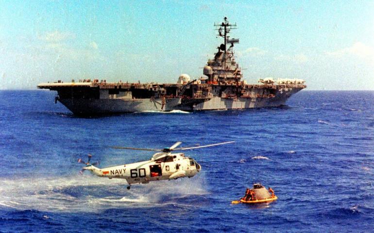 The Apollo Voyage